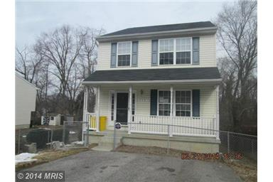 222A Maple Ave Glen Burnie Front Of House