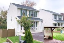 A Maple Ave Glen Burnie Front of House